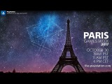 Прессконференция с переводом PlayStation® Live from Paris Games Week 2017