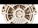 UGEARS Mechanical Town Collection
