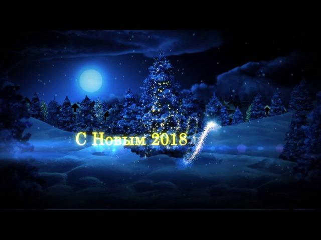 Новогоднее поздравление главы Лисичанского союза женщин Натальи Скрябиной