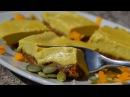 Рецепт сырого тыквенного пирога. Raw Pumpkin Pie Cake Recipe