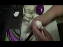 Vlog: Делаю куклу. Белый крол=)