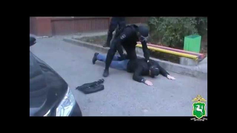 Задержание черных риэлтеров Томск