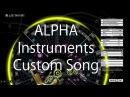 Warframe Mandachord: ALPHA Instruments - Custom Song