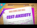 Test Anxiety Crash Course Study Skills 8