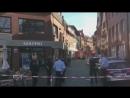 Attentato a Munster in Germania furgone schiaccia la folla le prime