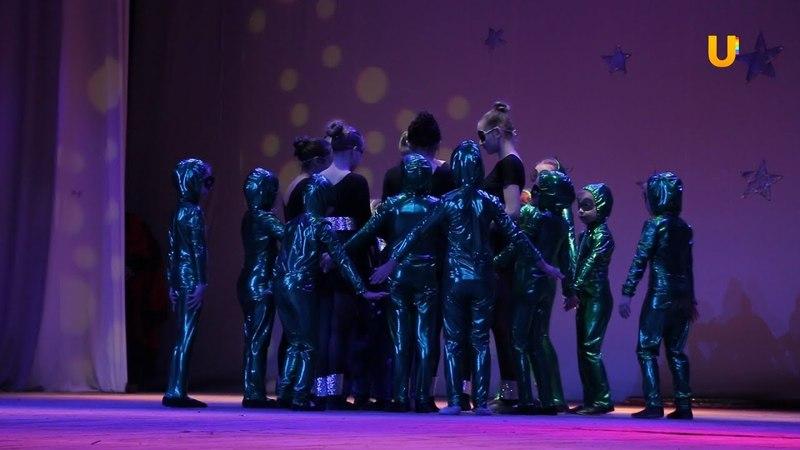 Новости UTV. «Любовь спасёт мир» от Центра творческого развития «Созвездие»