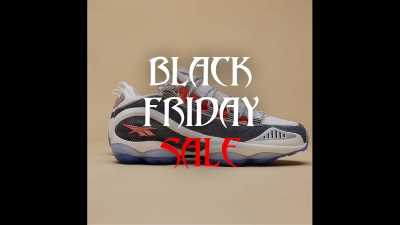 Черная Пятница в магазин Sneakerhead