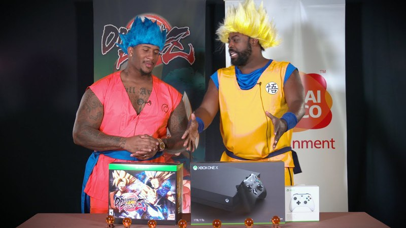 DRAGON BALL FighterZ - Pro Bowl Spectacular   X1, PS4, PC