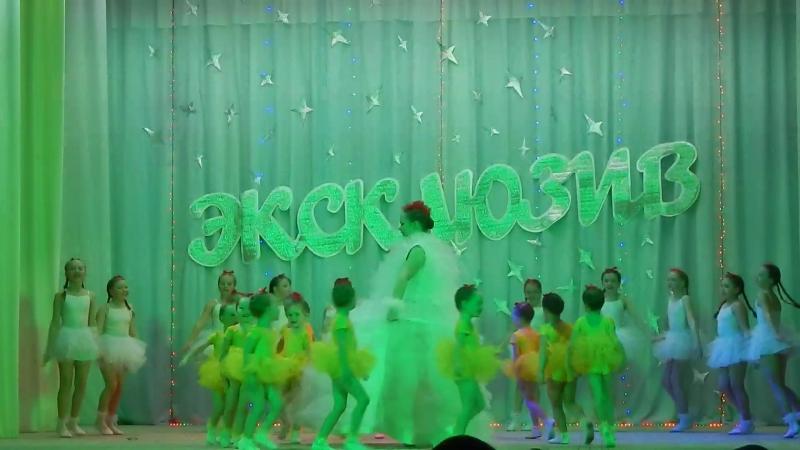 танец Птичий двор