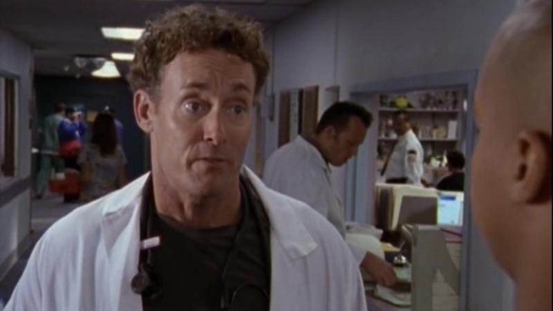 доктор Кокс (Клиника | Scrubs 2х06)
