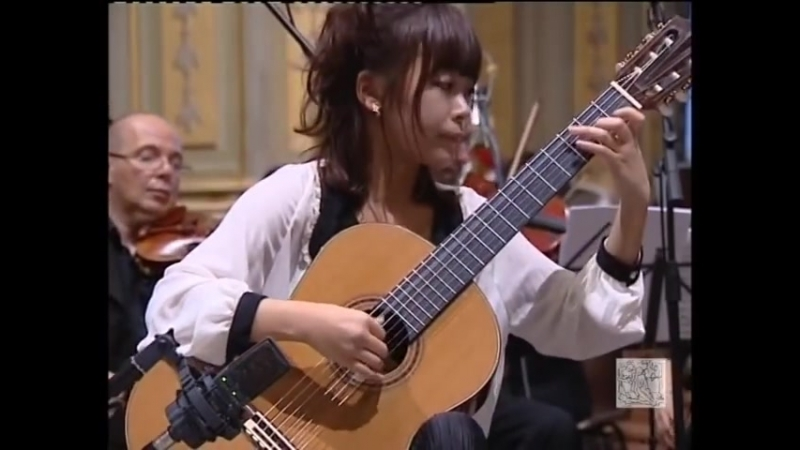 Kyu Hee Park - 3rd part of concerto di Mauro Giuliani op.30