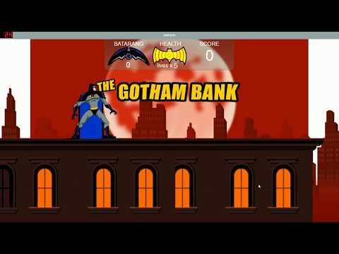 Полное прохождение игры Batman The cobble bot caper