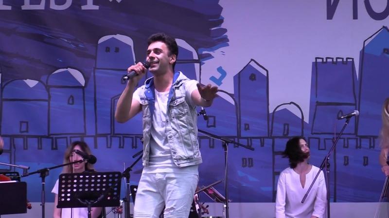 Mostov Band на Israel fest