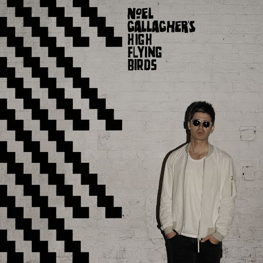 Noel Gallagher's High Flying Birds альбом Chasing Yesterday (Deluxe)