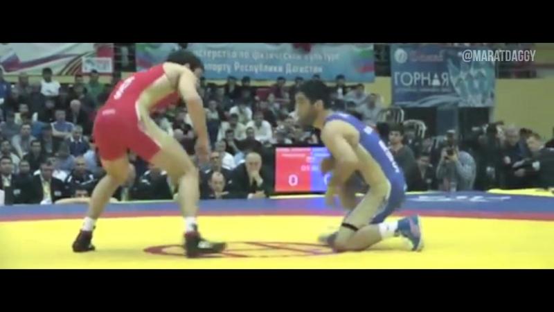 Финал ЧР-2015 | Бекбулатов vs. Рамонов | Лучшие моменты
