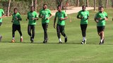 مدرب السعودية بيتزي يحول تدريبات الأخضر لملعب جولف في ماربيا الاسبانية قبل مونديال 2018