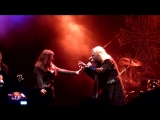 Therion - Beloved Antichrist - My Voyage Carries On (Москва, ГлавClub, 12.04.2018)