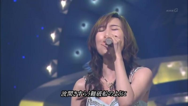 Hiroko Moriguchi Mizu no hoshi he ai wo komete ~ ETERNAL WIND Live