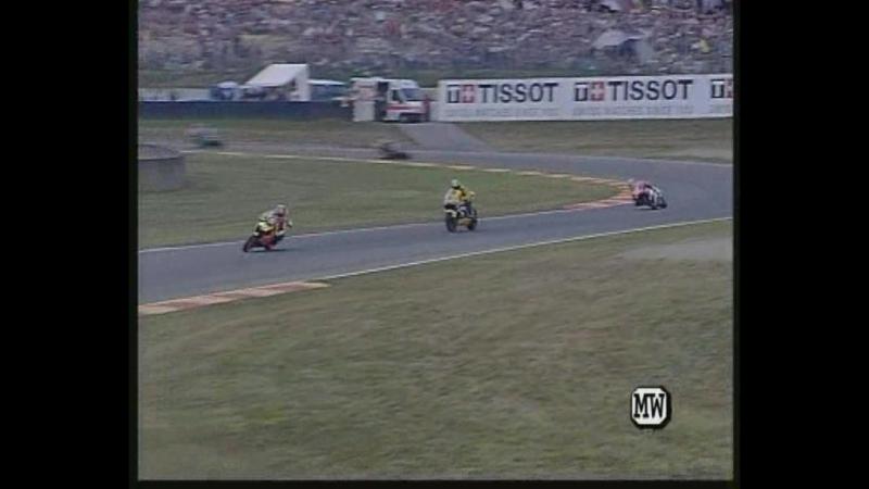 MotoGP 2003 round 5 Italy RACE