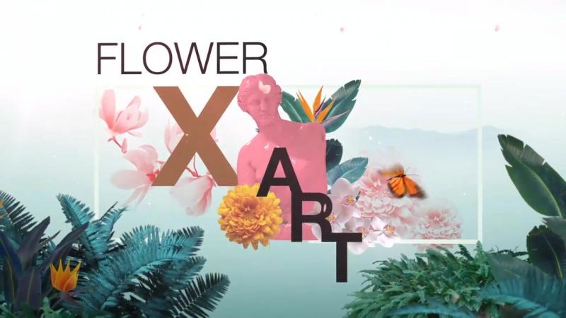 Nai Lert Flower Garden Art Fair 2018