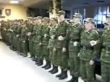В армии тоже бывает смешно
