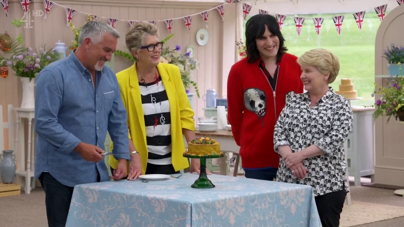 The Great British Bake Off S08E06 The Pies Week
