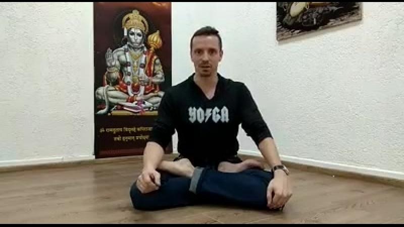Павел Романов - 3-я конференция по аштанга йоге