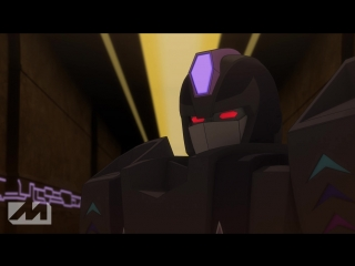 Transformers: Power of the Primes - эпизод 5
