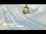 The 2019 Ski-Doo MXZ Snowmobiles