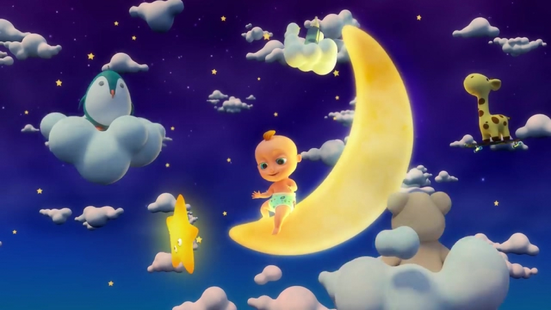 Rock-a-bye Baby - THE BEST Lullabies for Children - LooLoo Kids