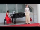 "Елизавета Гродзинская Antonio Vivaldi Stabat Mater"""