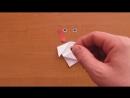 СОБАЧКА. Легкое Оригами  для Детей