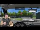 [Mechanic] СДАЮ ЭКЗАМЕН В АВТОШКОЛЕ как в первый раз - City Car Driving с РУЛЕМ