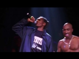 2pac and Snoop dog - Gangsta Party 96