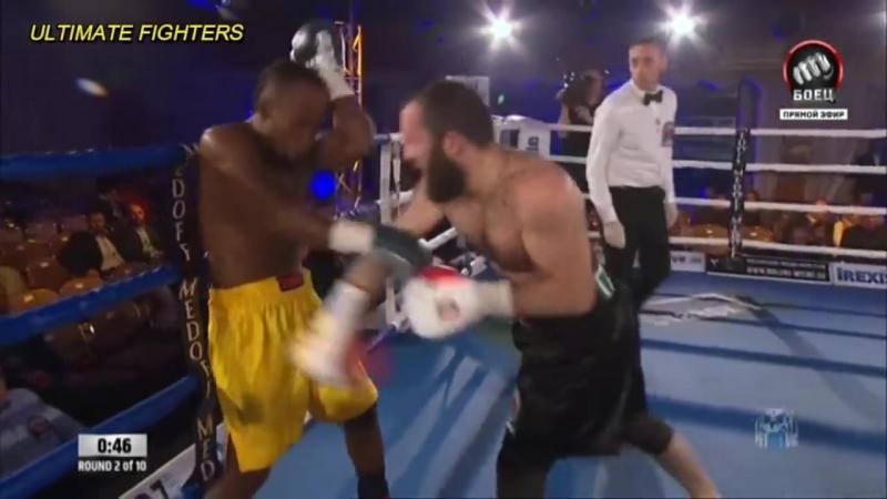 Aslanbek Kozaev vs Orlen Padilla - Mar 10 2018