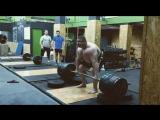 Влад Алхазов тянет 470 кг