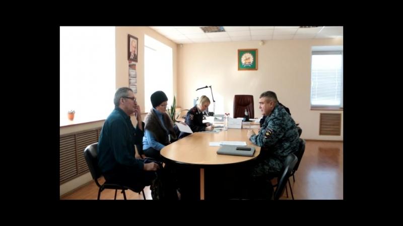 Прием граждан провел начальник управления ОБЭП региона