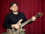 Уроки электрогитары, скоростная техника uroki-music.ru - YouTube