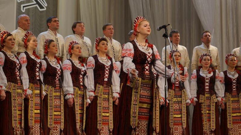 Хор им.Цитовича. Январские музыкальные вечера, Брест, 2018