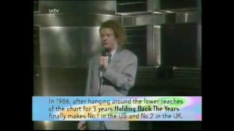 ♫♪♫♪ Simply Red - Ev'ry Time We Say Goodbye (live)
