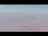 Ту-22М3 нанесли авиаудар в Дейр-эз-Зоре