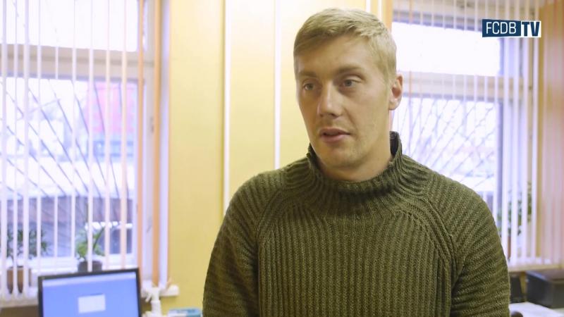 Андрей Лебедев: хочется занять первое место