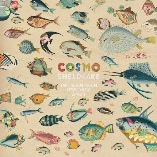 Cosmo Sheldrake альбом The Much Much How How and I
