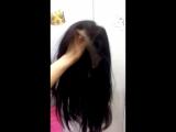Система замещения волос на полной сетке 45см из натуральных волос цвет 2/ Домик Принцессы
