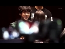 I found fancam for jin and the cute little army!! they're so cute omg im losing it when jin face palmed in the end like he can't