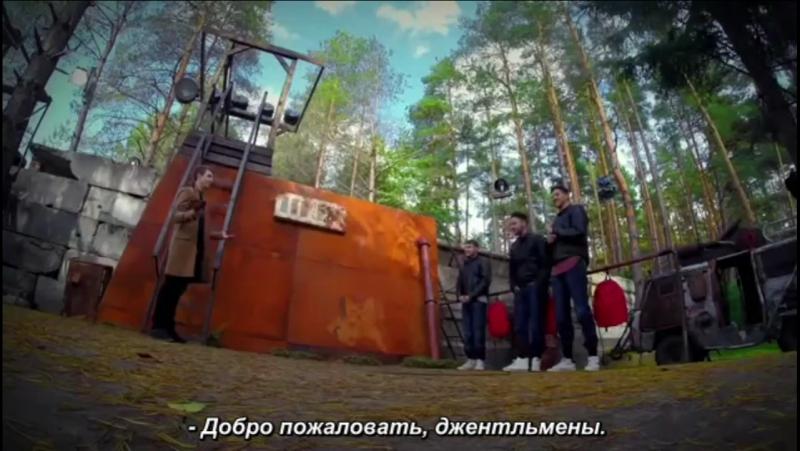 Спускайте гончих: Дэнни Миллер, Адам Томас, Скотт Томас