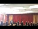 А. Дворжак Мелодия, П.И. Чайковский Вальс из балета Спящая красавица, А. Глазунов Антракт из балета Раймонда
