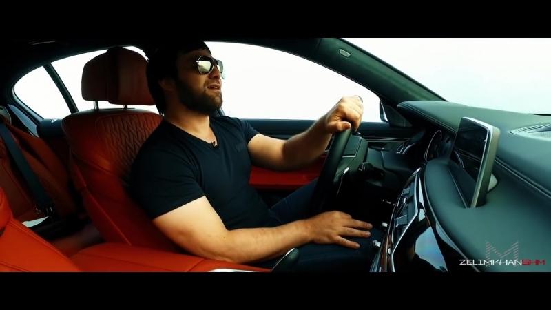 Тест Драйв от Dr. Tamirlan BMW 750 G11 Chechnya - Grozny