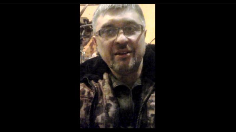 Поздравление от Исы Аликсандарова отца основателя Зомби мишеней лучника с большой буквы и просто нашего доброго друга