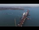 От Краснодара по Крымскому мосту на трассу Таврида 29 12 2017